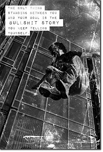 Parkour Motivational Poster 08