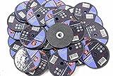50 3'' Neiko Usa Air Cut-off Wheels Disks Fits Craftsman