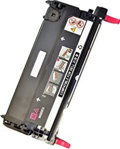 Speedy Toner DELL 3130 cn Remanufactured Magenta High Capacity Laser Toner Cartridges Replacement Use for Dell 330-1200
