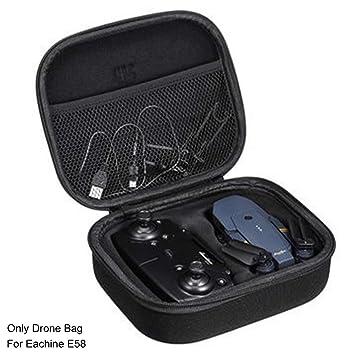 Caja de almacenamiento para dron Eachine E58 RC Drone, bolsa de ...