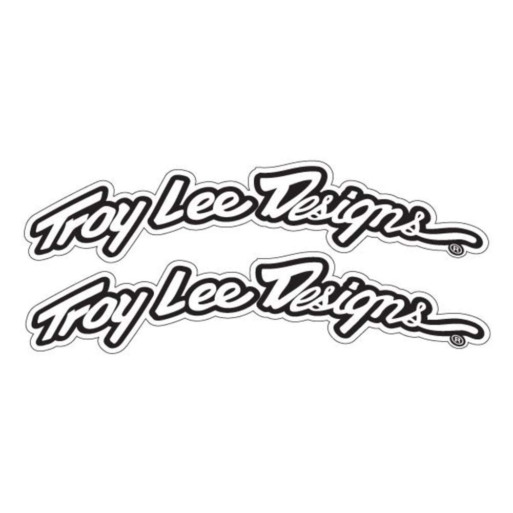 Troy Lee Designs Arced Fender Decal COMINU009118