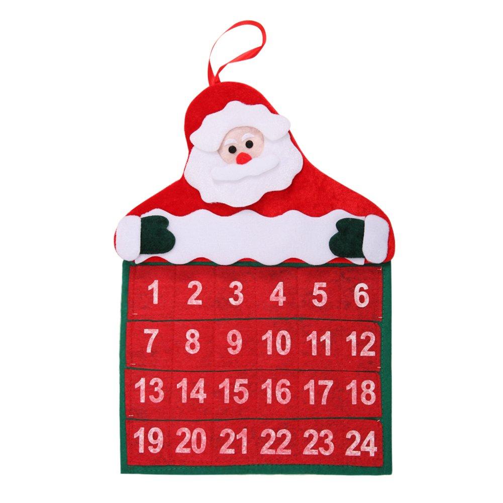Eleery Adventskalender zum befüllen Kinder Weihnachtskalender ...