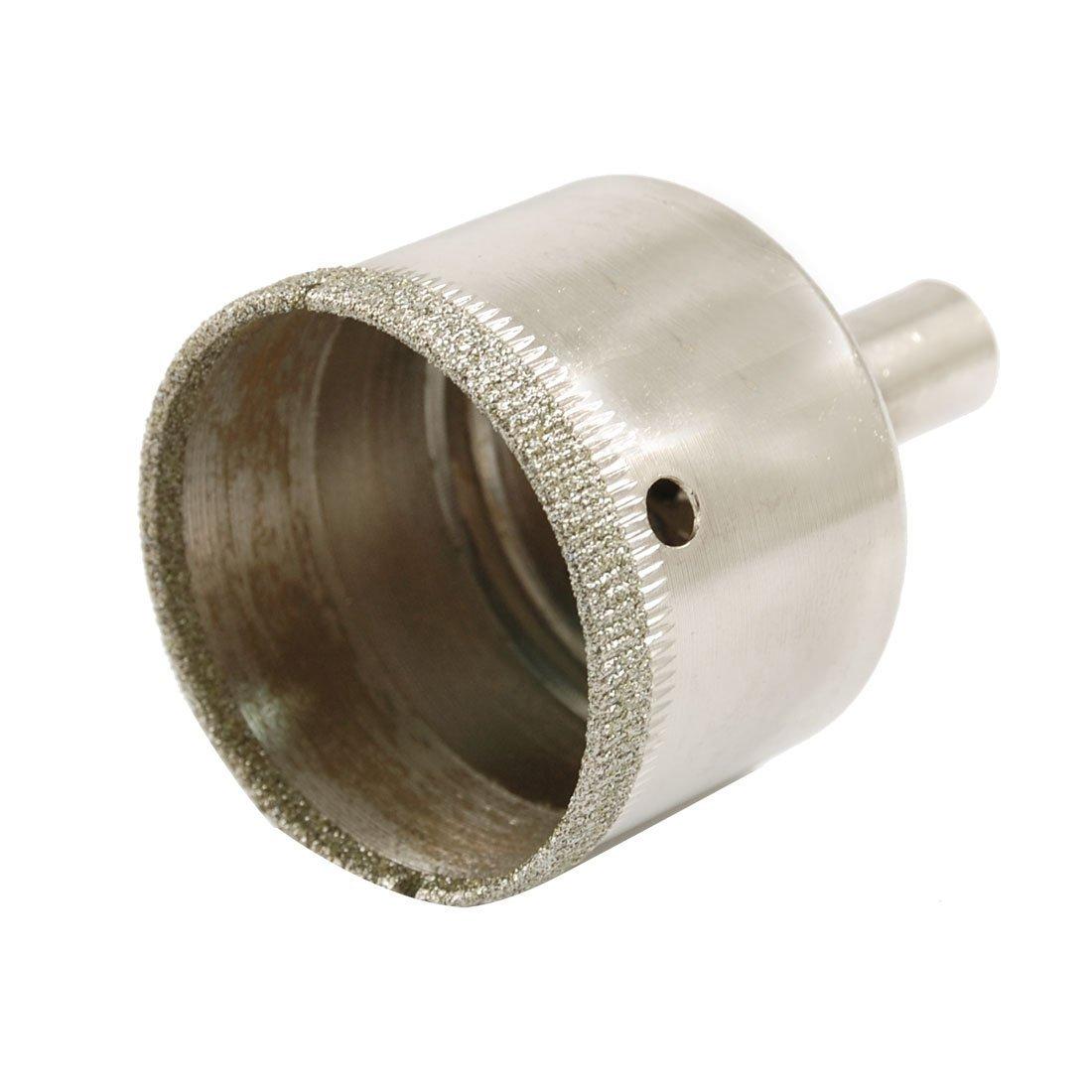 SODIAL(R) Foret de scie a trou de diament en verre ceramique du diametre de 40 mm