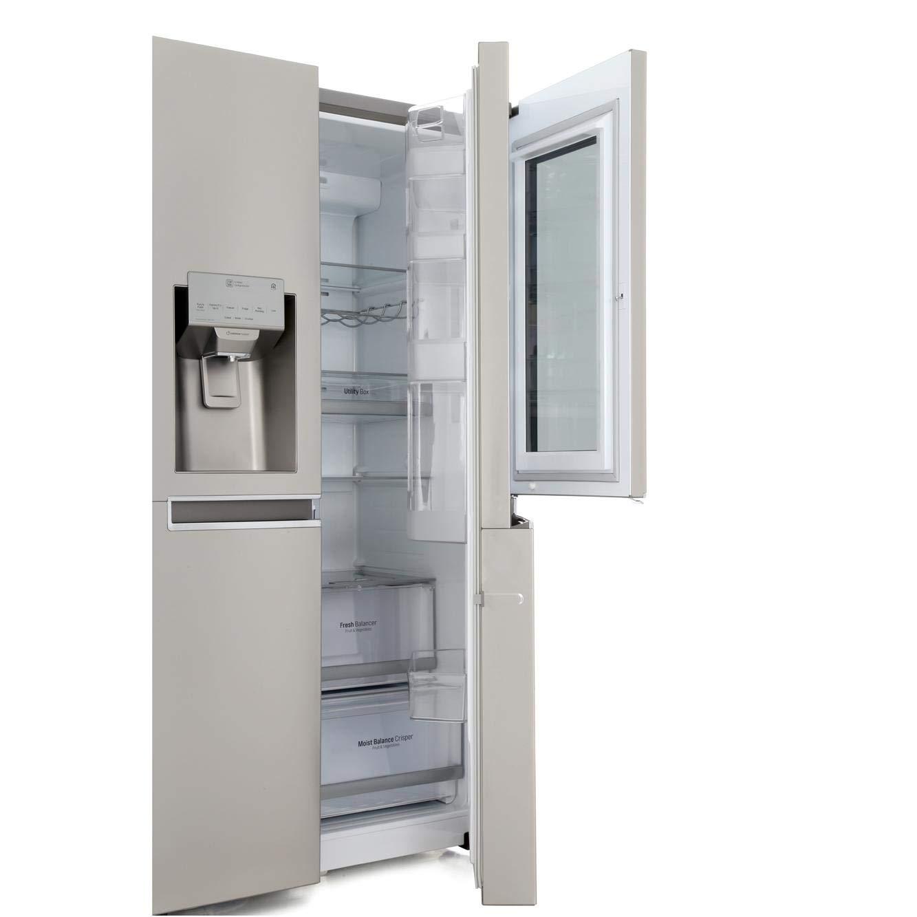 LG InstaView Door-in-Door GSX961NSAZ American Fridge Freezer