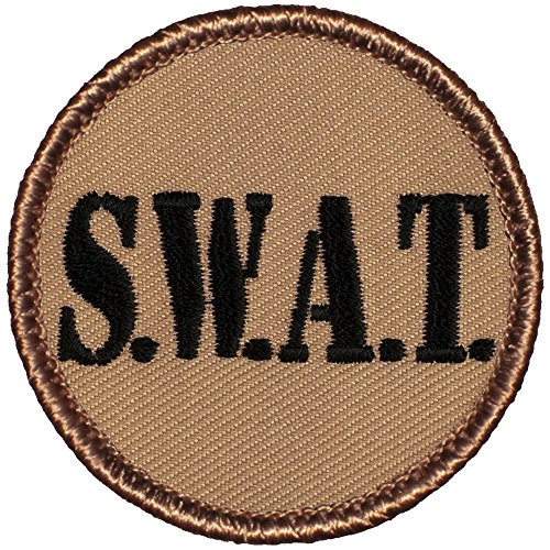 - SWAT Patrol Patch - 2