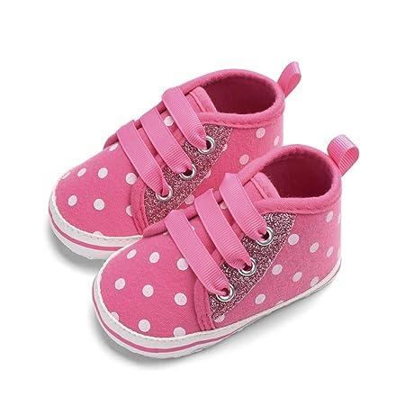 Mealeaf ❤️ Zapatos de bebé con Lentejuelas, Informales ...