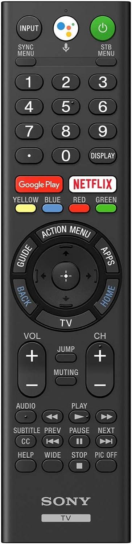 Sony OEM Genuine RMF-TX310U Remote Control
