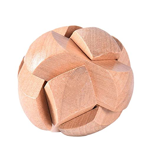 Puzles para niños con Forma de balón de fútbol, diseño Vintage ...