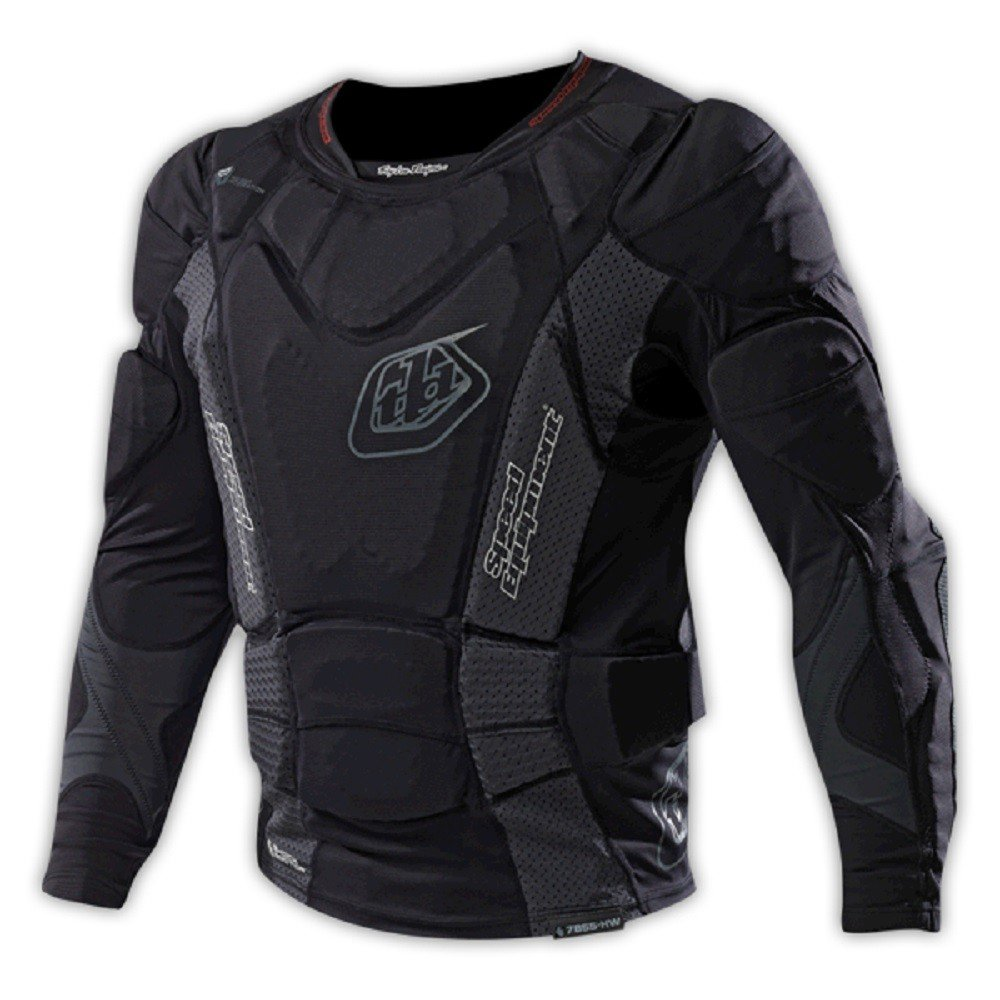 Troy Lee Designs Youth 7855 Protective Long Sleeve Shirt-YXL UPS 7855 - Hot Weather - Long Sleeve