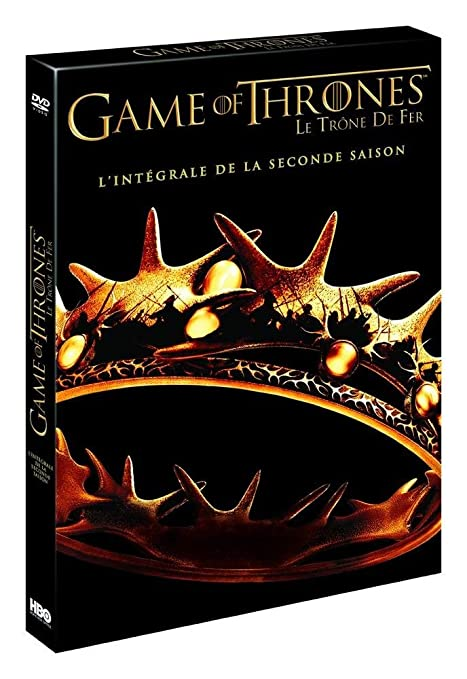 Game of Thrones Le Trône de Fer - Saison 2 Francia DVD: Amazon.es ...