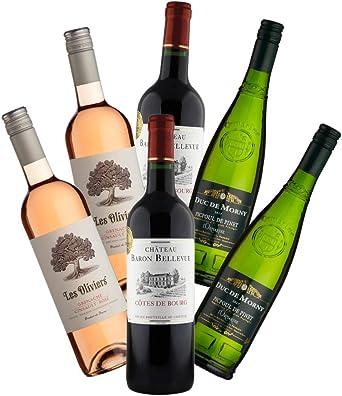 Real Rubio Finca El Tordillo Rioja 75cl. (caja de 6), (Tempranillo, Graciano), La Rioja, España, vino tinto: Amazon.es: Alimentación y bebidas