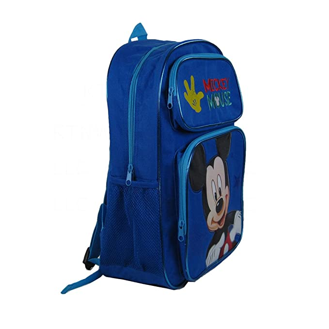 Amazon.com: Officially Licensed Disney Backpack - Mickey Mouse: Sports & Outdoors