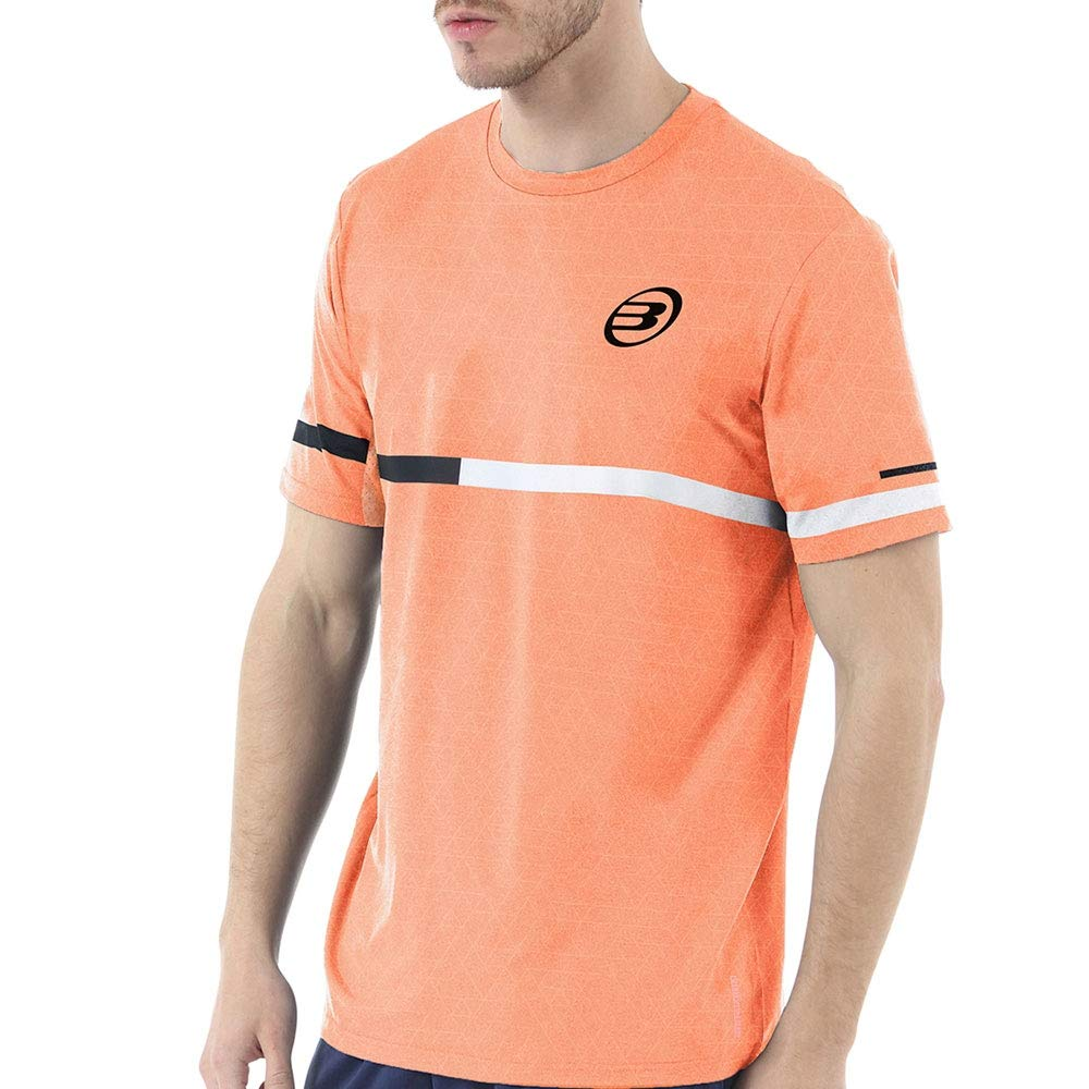 Bull padel Camiseta BULLPADEL INTRIA Naranja FLÚOR: Amazon.es ...