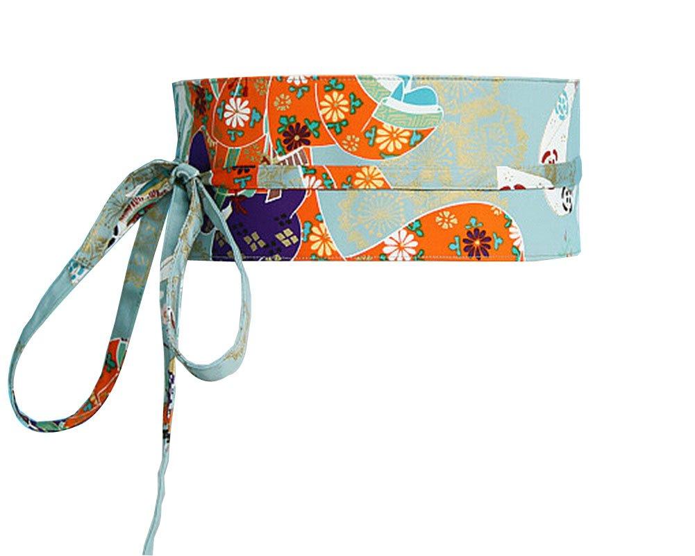 Kimono Obi Yukata Obi Waist Belt Waistband Pattern Harajuku [C]