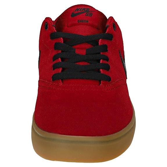 Nike Mucho Zapatillas De Hombre Granates. Modelo Cortez