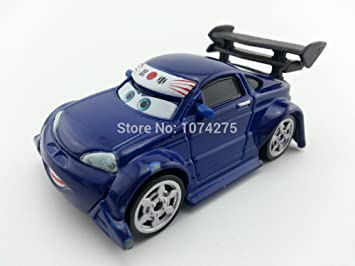 Amazon.com : Pixar Cars Kabuto ninja Metal Toy Car 1:55 ...