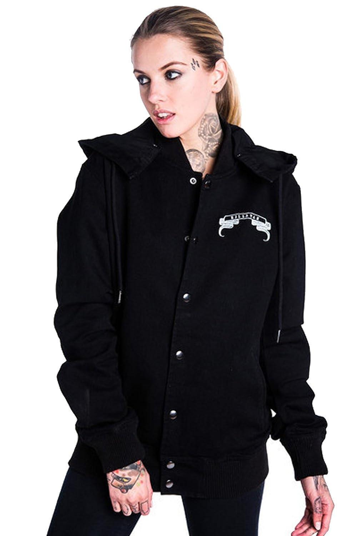 Killstar Men's Blouse Jacket Black Black