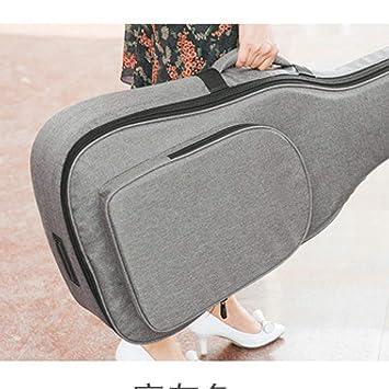 BHCW 36 39 41 Pulgadas Funda De Guitarra Funda De Transporte ...