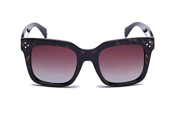 "93467987be77 PRIVÉ REVAUX ""The Heroine"" Handcrafted Designer Oversized Polarized  Sunglasses"