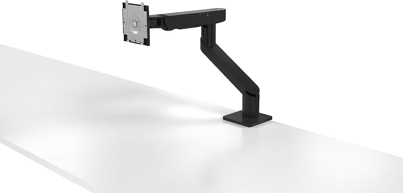 Dimensioni Schermo: 19-38 Braccio Regolabile Dell Single Monitor Arm MSA20 Colore: Nero interfaccia di Montaggio: 100 x 100 mm Supporto da scrivania per Monitor LCD