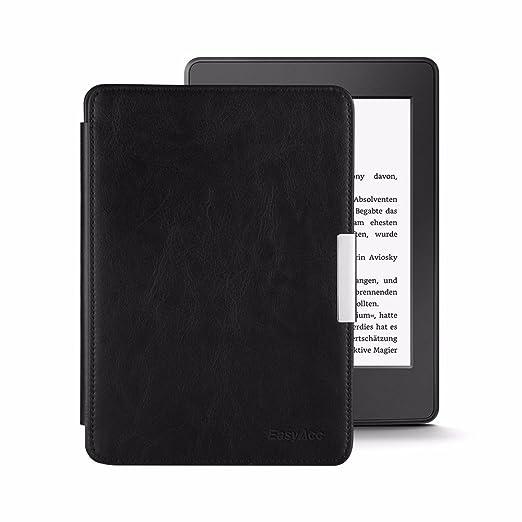 1260 opinioni per EasyAcc Kindle Paperwhite Cover in pelle custodia- con Sonno / Sveglia la