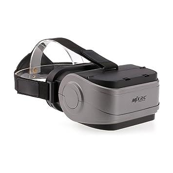 Goolsky MJX G3 5.8G FPV Gafas para MJX D43 FPV Receptor Monitor ...
