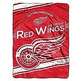 NHL Detroit Red Wings Twin Siz