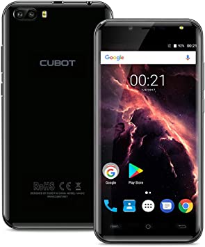 CUBOT Magic Smartphone 4G Android 7.0 MT6737 Quad Core Rear Dual ...