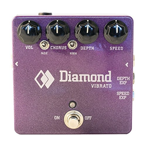 Diamond Vibrato - Analog Vibrato by Diamond Guitar Pedals