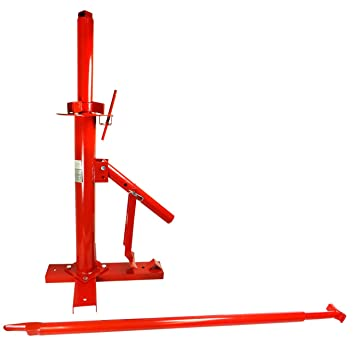 Amazon Com Tooluxe 20755l Commercial Manual Portable Tire Changer