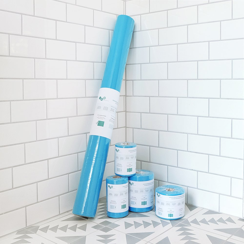 Waterproofing Membrane Sheet 36 in x 80 ft (240 sq ft) - - Amazon.com