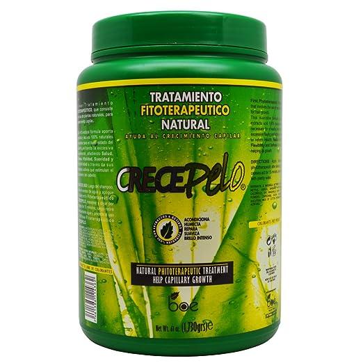 Crece Pelo Tratamiento Mascarilla Crecimiento del Cabello 8OZ: Amazon.es: Belleza