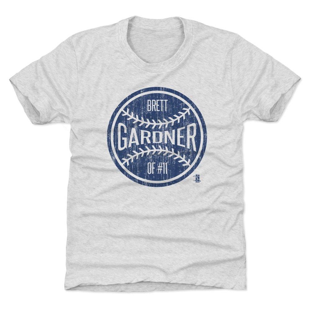 check out f001a d6774 Amazon.com : 500 LEVEL Brett Gardner New York Baseball Kids ...
