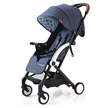 Movker Lightweight Baby Stroller Anti-shock Toddler Travel Buggy Sun Canopy with Storage Basket-  sc 1 st  Amazon.com & Amazon.com : Movker Lightweight Baby Stroller Anti-shock Toddler ...