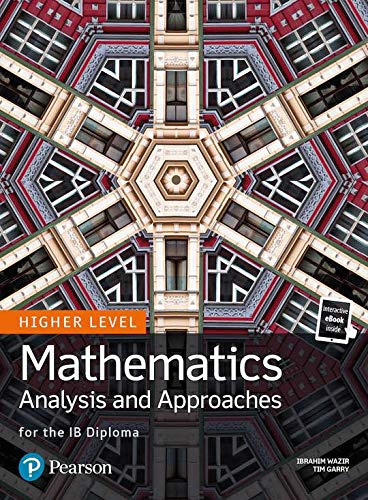 Pearson Baccalaureate Mathematics: R1 HL bundle (Pearson International Baccalaureate Diploma: International Editions) por Tim Garry,Ibrahim Wazir