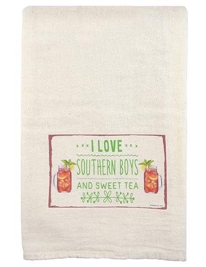 Amazon Com American Made 24 Cotton Flour Sack Country Kitchen