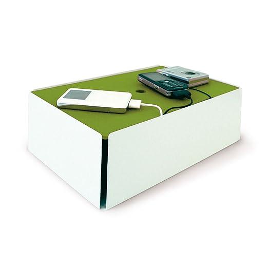 Slawinski SL12grün - Caja, acero, color verde y blanco: Amazon.es ...
