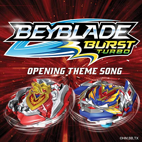 Song Theme Music - Beyblade Burst Turbo (Opening Theme Song)