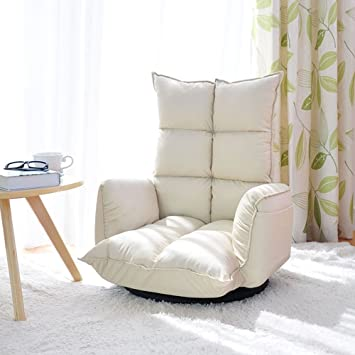 Sessel ZHANGRONG Lazy Sofa Einzigen Drehung Handlauf Creative ...