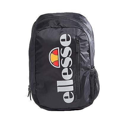 ELLESSE ZOLLI BACKPACK (SBAW0398 BLACK)  Amazon.co.uk  Luggage a20bb0ca6cfa6