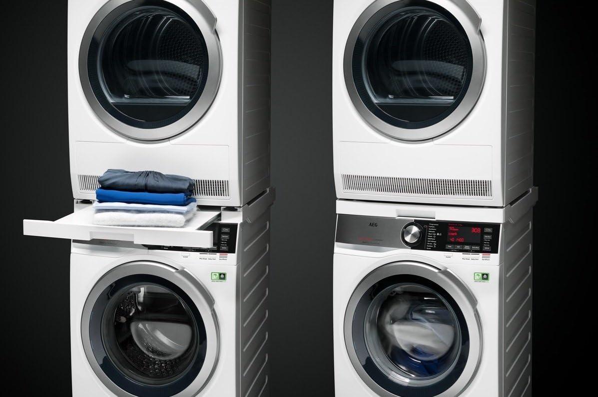 AEG ELECTROLUX tra KIT lavatrice asciugabiancheria pilastro