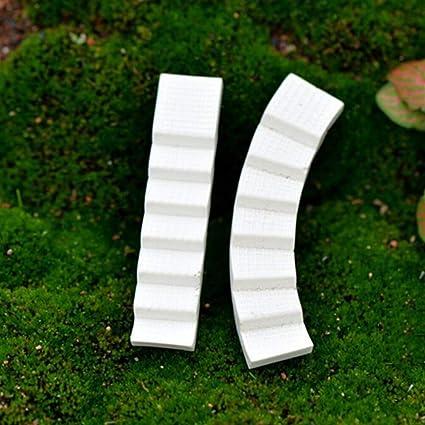 Amazon Com Latosiv Figurines Miniatures Mini Resin Bridge