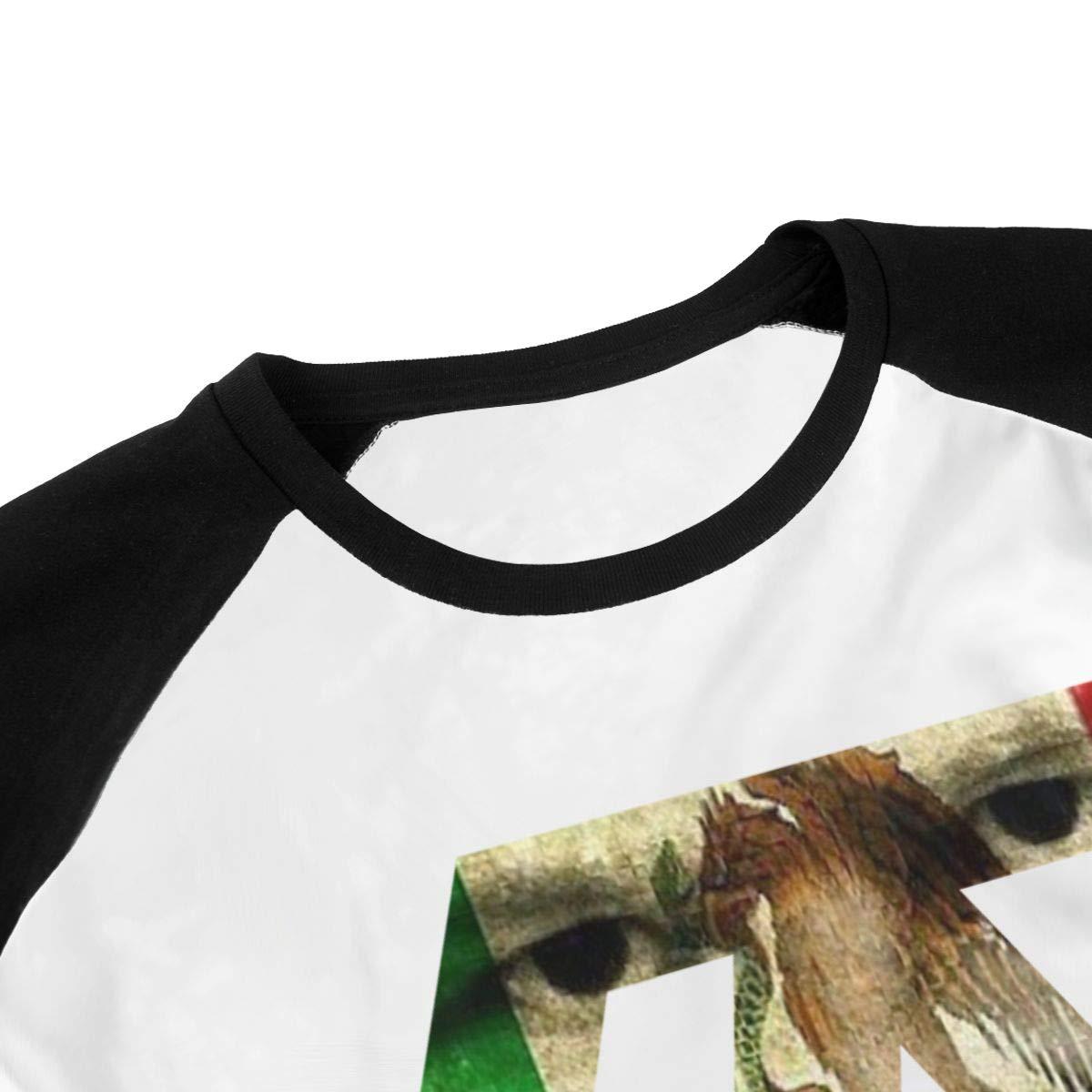 Boys Girls T-Shirt Canelo Alvarez Boxing Generic T Shirt Teens Spring 3//4 Shirts Tops Sport Tees Black