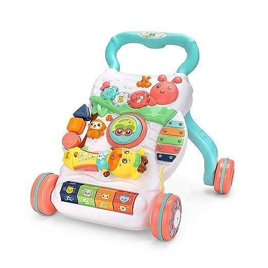 Y&MoD Andador Bebés Multifuncional Carrito, Interactivo ...