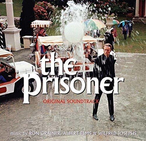 The Prisoner: Original Soundtrack : Ron Grainer: Amazon.es ...
