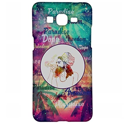 Rangster Dope Paradise Goa Matte Finish Mobile Case For Amazon In
