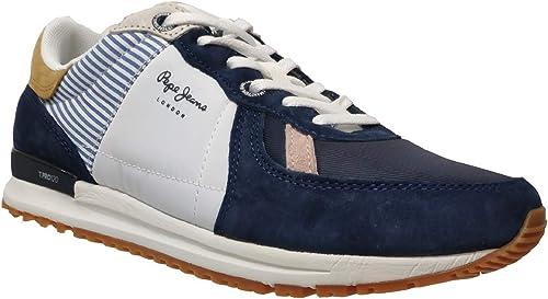 Pepe Jeans Herren Tinker Pro Camp Sneaker