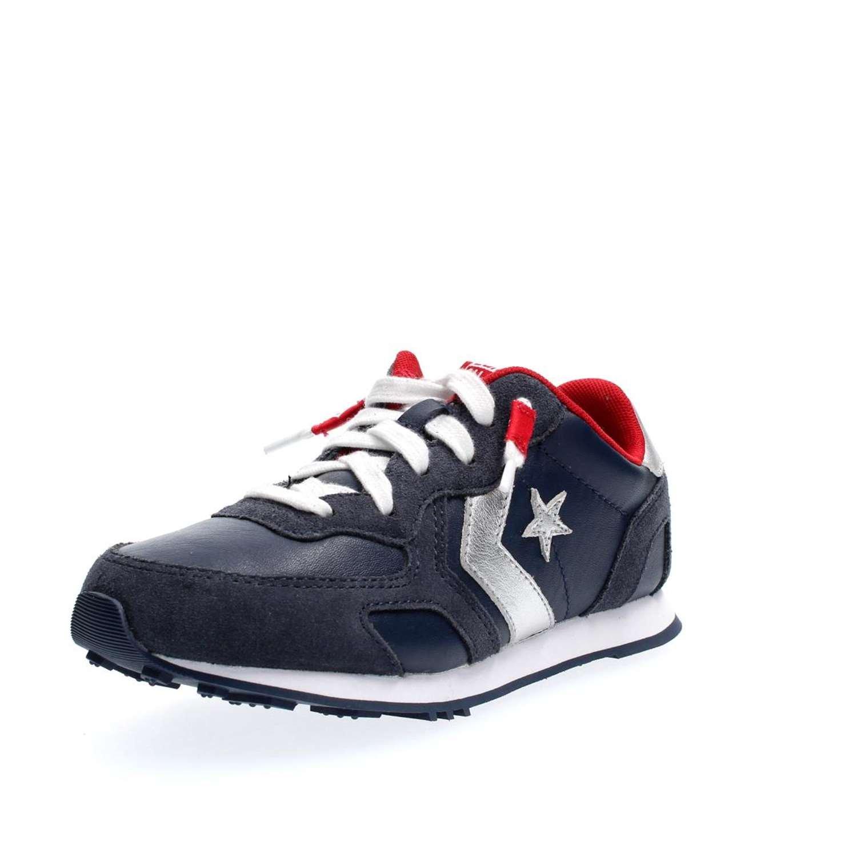 Suministro Barato CONVERSE 635146C 27/34 dark navy blu scarpe bambino auckland racer lacci 29 Compra En Línea TqWTQ2r