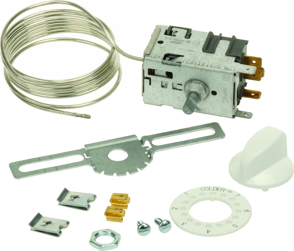 Danfoss 077B-7003 No.3 Thermostat Kit Fridge Freezer