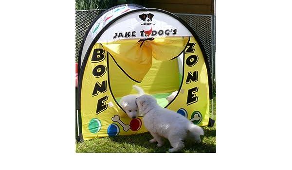 Caseta de campaña para jugar y 100 Multicolor pelotas - Diversión Pur: Amazon.es: Productos para mascotas